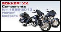 1998 - 2013 ROKKER XX COMPONENTS