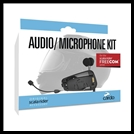 CARDO SCALA RIDER FREECOM  AUDIO and MICROPHONE KIT