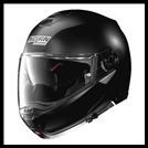 NOLAN N100-5 MODULAR FLIP-UP HELMET WITH VPS DROPDOWN INTERIOR SUNSCREEN - FLAT BLACK