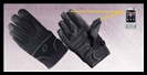 OLYMPIA 735 LADIES TOUCH SCREEN ENABLED GLOVE - BLACK