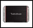 Rockford Fosgate - Punch 300 Watt BRT Full-Range 4-Channel Amplifier