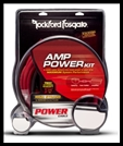 Rockford Fosgate - 10 AWG Power & Signal Installation Kit