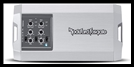 Rockford Fosgate - Power Marine 400 Watt Class-ad 4-Channel Amplifier