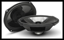 "Rockford Fosgate - Power Motorcycle 6""x9"" Full Range Bag Lid Speakers"