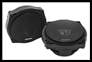 "Rockford Fosgate - Power Harley-Davidson Street Glide 6.5"" Full Range Fairing Speakers (2006-2013)"
