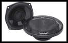 "Rockford Fosgate - Power Harley-Davidson 5.25"" Full Range Tour-Pak Speakers (1998-2013)"