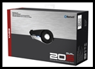 SENA 20S Motorcycle Bluetooth Communication System - Dual Pack