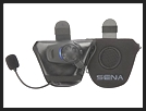 SENA SPH10H-FM Bluetooth Stereo Headset/Intercom with Built-in FM Tuner - Half Helmets