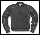 VEGA TECHNICAL GEAR - MEN'S MERCURY MESH JACKET - BLACK