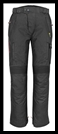 VEGA TECHNICAL GEAR - MEN'S TOURISMO II PANT - BLACK