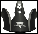 VEGA MIGHTY X2 JR. OFF-ROAD HELMET - REPLACEMENT ACCESSORIES