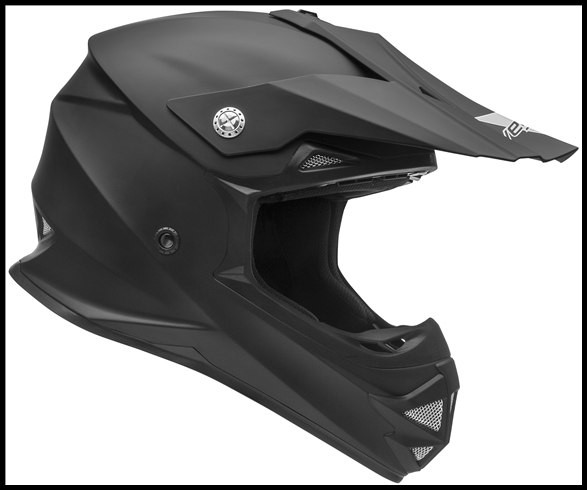 VEGA VRX OFF-ROAD HELMET - MATTE BLACK