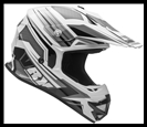 VEGA VRX OFF-ROAD HELMET - VENOM BLACK GRAPHIC